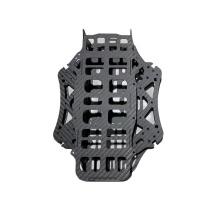 OEM custom CNC milling carbon fiber drone body