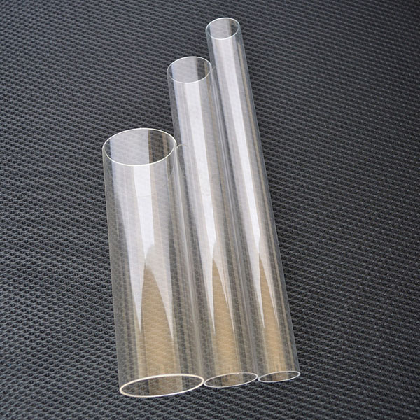 Transparent PC Part Polycarbonate Plastic Tubes