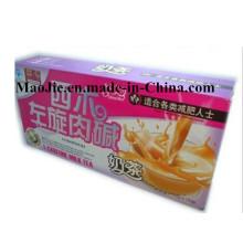 L-carnitina Ximu peso pérdida adelgazar té lechoso