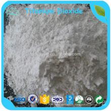 Dioxyde de titane de poudre blanche de haute pureté de ventes chaudes