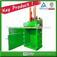 empacadora vertical de alta eficiencia para materiales sueltos