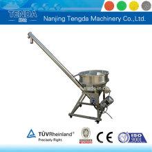 Alimentador de parafuso automático / carregador espiral para a máquina gêmea da extrusora de parafuso