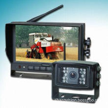 Wireless Camera System with Monitor and Car Rear-view Camera