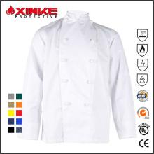 chef cuisinier uniforme