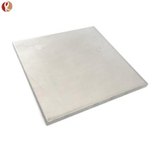 Supply 99.95% polished hafnium hf metal sheet for Atomic energy industry