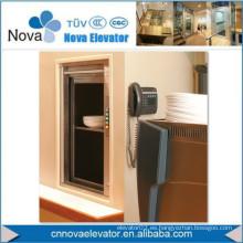 Dumbwaiter caliente de la venta, 100-200kg, 0.4m / s
