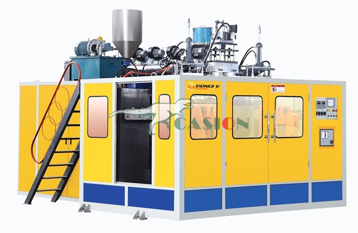 Automatic Extrusion Blow Moulding Machine for Oil Barrel