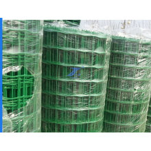 China Fabrik Niedriger Preis PVC Coated Euro Maschendrahtzaun