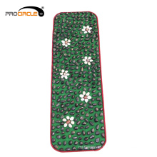 New Design Natural Pebble Walk Foot Massagem Mat