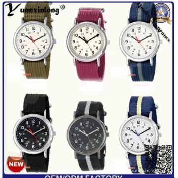 YXL-126 nuevo diseño relojes dama vestido muñeca reloj regalo señoras Vogue reloj personalizado más barato reloj de cuarzo