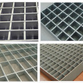 Grating de aço inoxidável Press-Fit