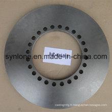 Pièces de plaque d'emboutissage en acier OEM de haute qualité