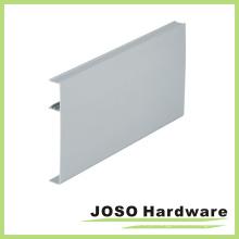 Frameless Shower Door Heads Alumínio Track Cover para Al109 (AL109A)