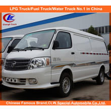 Refrigerated Car Refrigerated Van Car Insulted Car Meat Fish Transport Foton Refrigerated Car