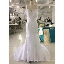 Aoliweiya 2017 Платье Русалка Свадебные Платья