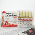Reducción Quemador Pérdida de peso que adelgaza L-Carnitine Injection2.0g