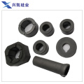 Ceramic bearing and shaft sleeve for submersible pump