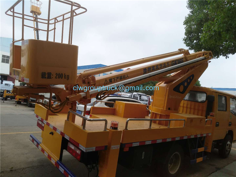 Aerial Platform Truck 3