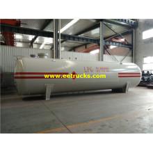 40cbm 16MTバルクプロパン国内タンク