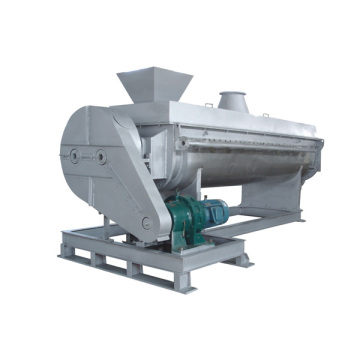 Pharmaceutical factory, sugar factory hollow blade dryer