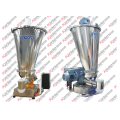 low price high capacity twin screw Volumetric automatic vibrating feeder