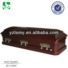 white velvet oak US casket