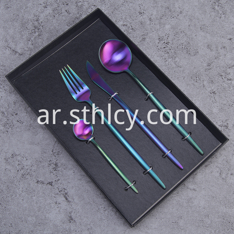 Colorful Cutlery Set