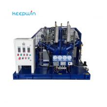 Peru India special supply 10Nm3 20Nm3 50Nm3 80Nm3 Oxygen Booster Compressor for hospital medical