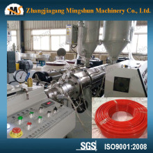 Tubo quente da venda Pert / HDPE / PPR que faz a máquina