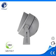 Perfil de aluminio de 18W para luminaria de inundación led exterior.