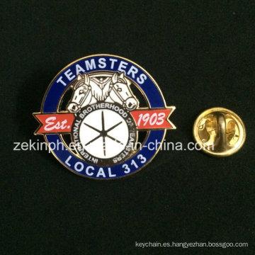 Diseño de moda Custom Cloisonne Soft Pin Insignia