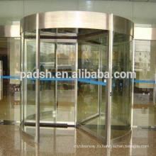 Ручная вращающаяся дверь, сертификат ISO 9001 CE UL
