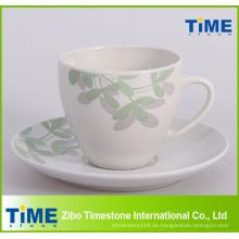 Bulk Großhandel Teetasse und Untertasse