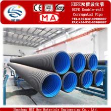 PE Corrugated Pipe for Drainage