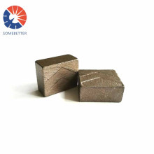 Factory Price 250mm To 3500mm High Cutting Speed Sharp Stable Quality Core Diamond Segment For Drilling Concrete Granite Marble