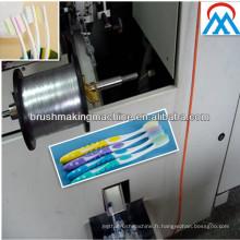 Chinois moins cher et la meilleure qualité hotrizontal CNC brosses à dents machines à touffeter dans la province du Guangdong