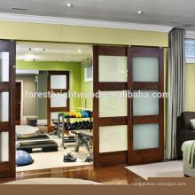 Sistema de puerta, sistema de puertas correderas de cristal, sistema de puerta de armario deslizante de Deslice