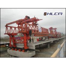 Pórtico de lanzamiento de vigas prefabricadas para la construcción de puentes (HLCM-7)