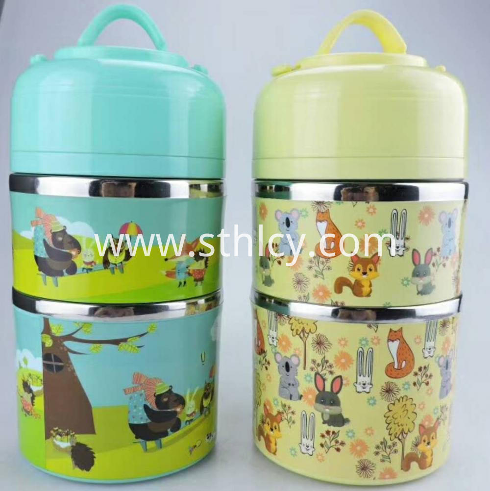 Airtight Stainless Steel Food Container