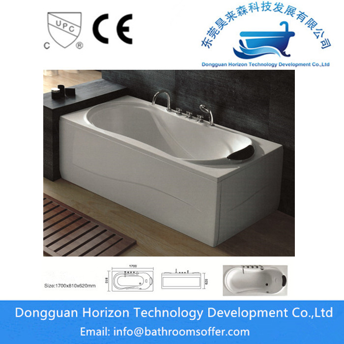 Jetted Jacuzzi Tub