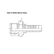 Amerikanische SAE O-Ring Dichtung 16011