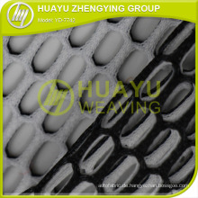 Luft atmungsaktives Polyester Mesh-Gewebe für Kleidung Stuhl Sportschuhe