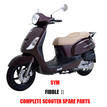 FIDDLE II para SYM FIDDLE 2 Repuestos Scooter completo Repuestos originales