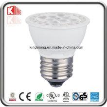 Es ETL zertifizierte 7W Philip SMD3030 Spotlight Birne LED PAR16