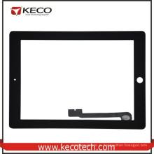 Новый сенсорный экран для замены экрана для iPad 3 Новый iPad Black