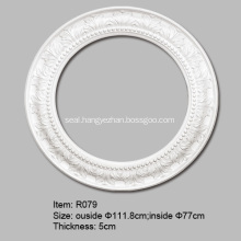Large PU Ceiling Rings for Lights