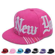 Fashion Embroidery Promotional Cotton Baseball Sports Trukfit Trucker Cap (YKY3363)
