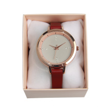 japan movement quartz watch sr626sw for women/trend design quartz watch/stainless steel back quartz watch
