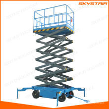 подъем воздушной лестнице
