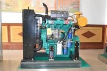 90 kw R105ZD ディーゼル エンジン